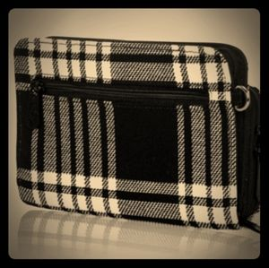 Thirty One Perfect Cents Wallet in Perfectly Plaid